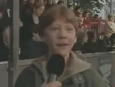 CountingDown Interview at Sorcerer's Stone World Premiere