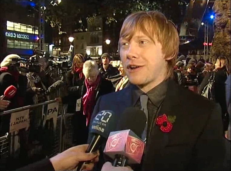 DH1 Premiere London Interview Pt. 2