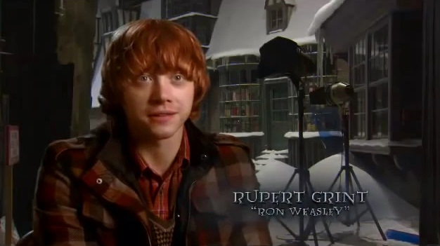 DH1 Ultimate Edition Featurette Growing up with Harry Potter