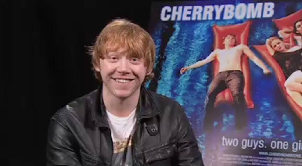 CB Junket: Rupert Thanks The Fans