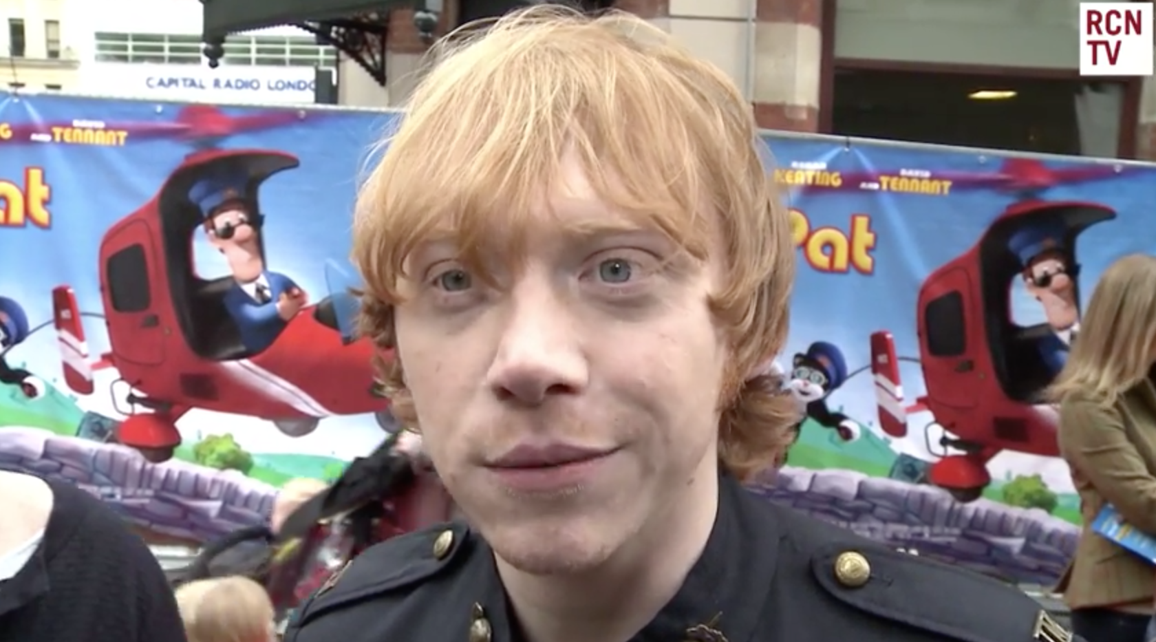 Red Carpet News: Postman Pat Premiere