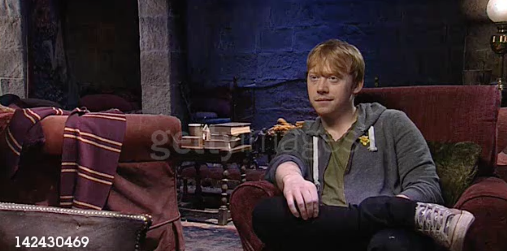 Harry Potter Studio Tour Interview (Part 1)