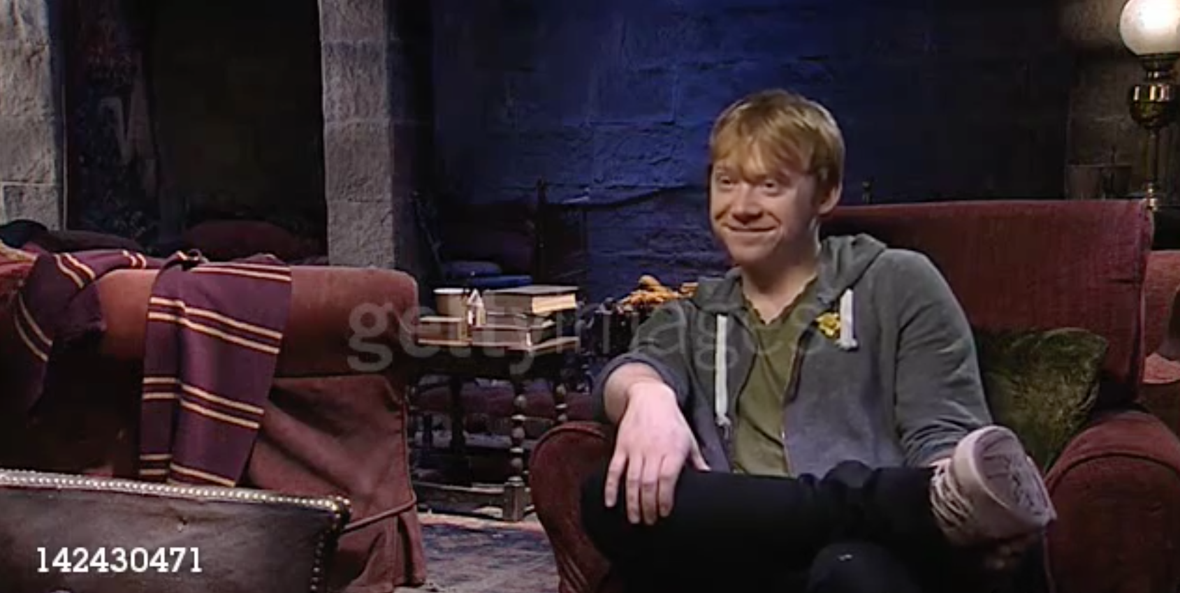 Harry Potter Studio Tour Interview (Part 3)
