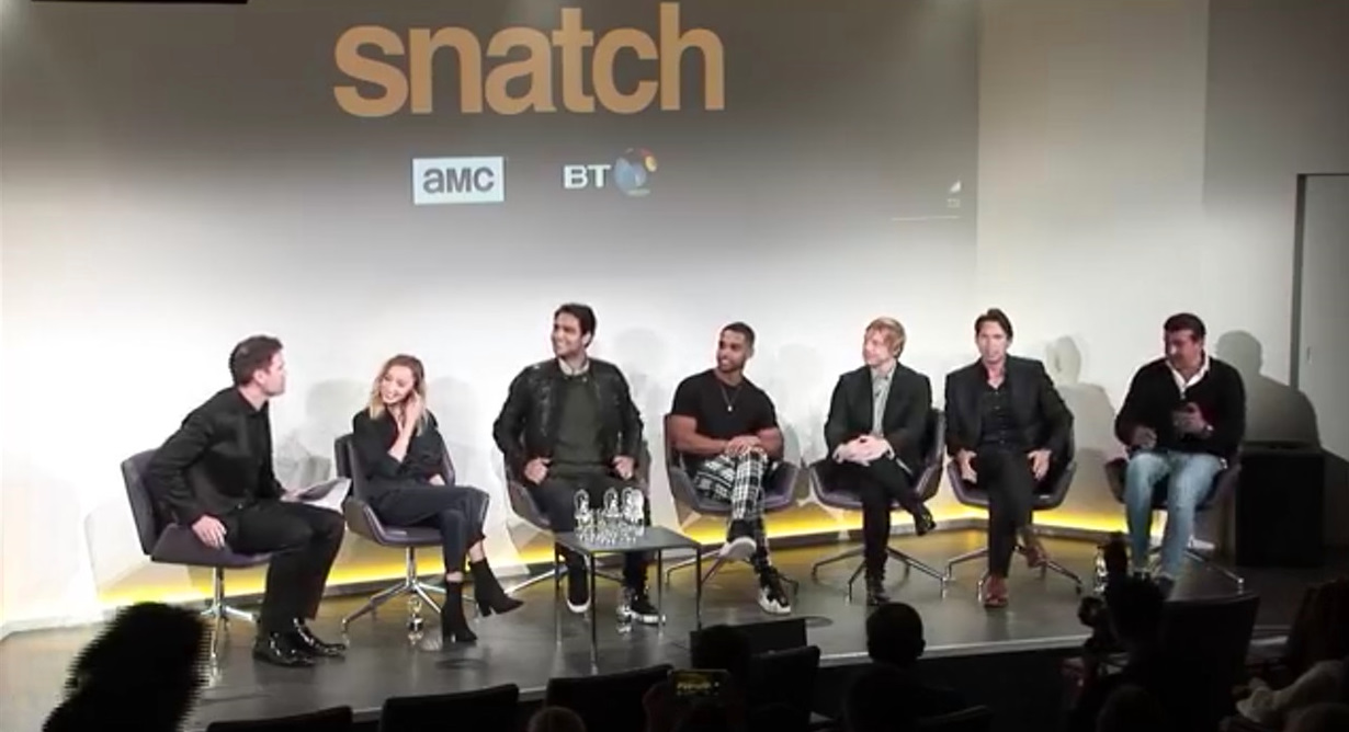 Snatch Q&A (part 2)