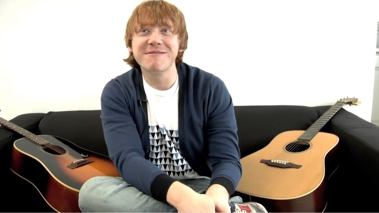 YOUNG HOLLYWOOD 2010: RUPERT GRINT
