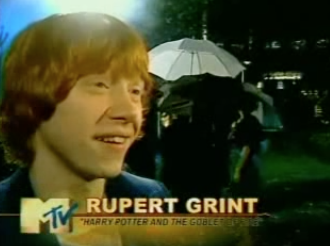 ET On MTV GoF Special (Part 2)
