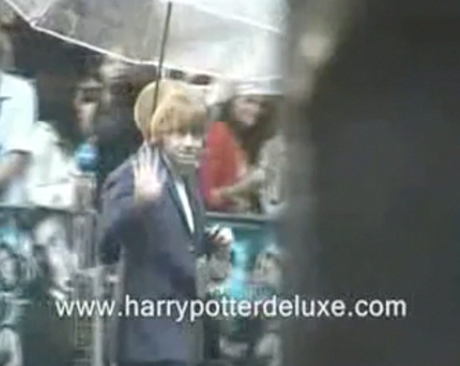 Harry Potter Deluxe at OotP London Premiere