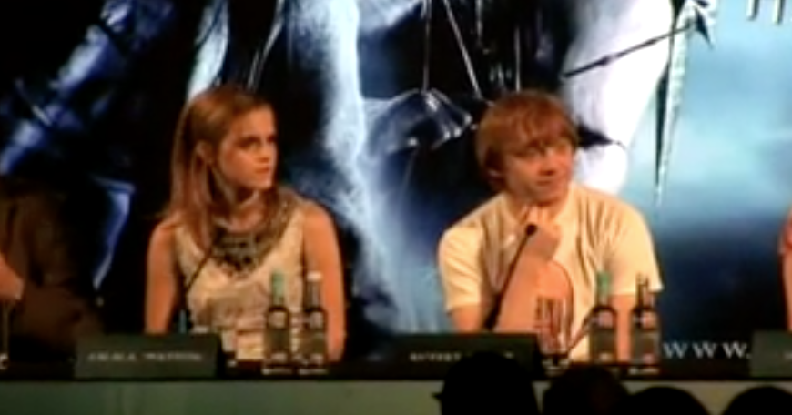 HBP Press Conference (Full)