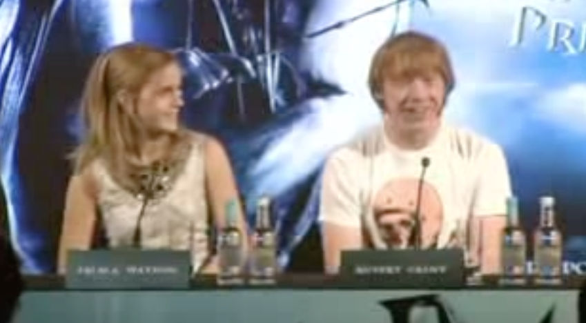 HBP Press Conference: Life After HP