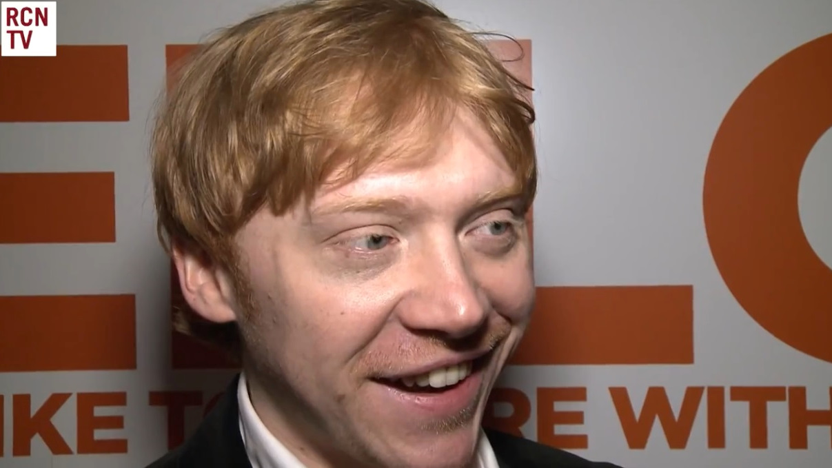 Interview with Rupert Grint on West End