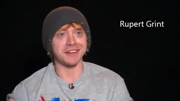 Rupert Grint on Kids Night on Broadway
