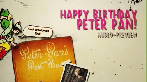 Happy Birthday Peter Pan Preview