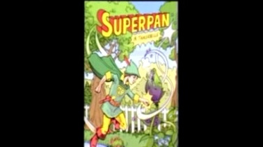 Happy Birthday Peter Pan clip: Superpan