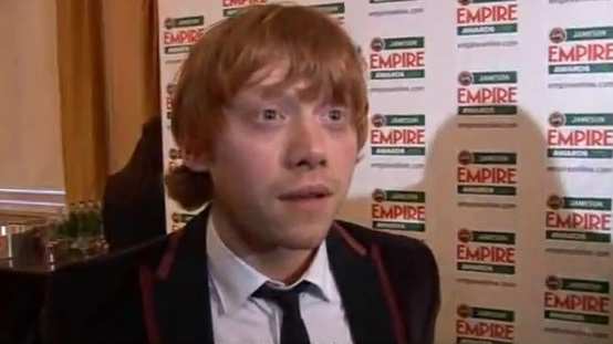 Empire Awards 2010 ITN Interview