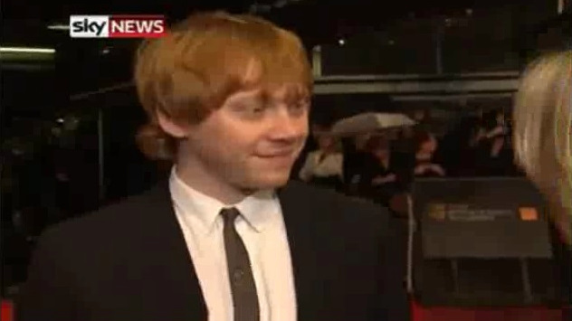 BAFTA 2011 Sky News Interview