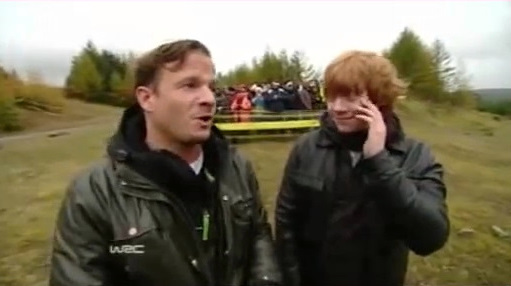 Rally of Great Britain 2009 Interview