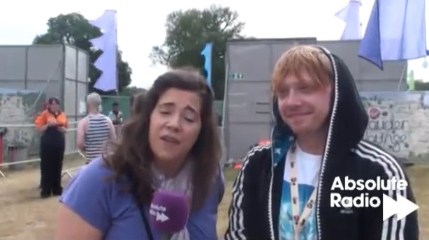Absolute Radio at V Festival 2011