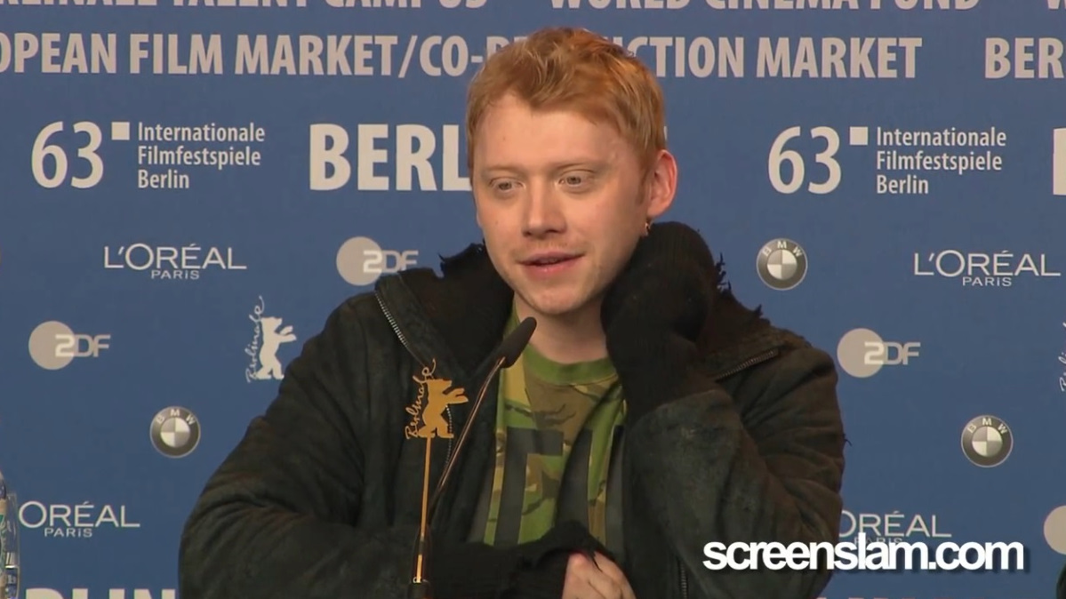 Necessary Death of Charlie Countryman: Berlinale Press Conference #1