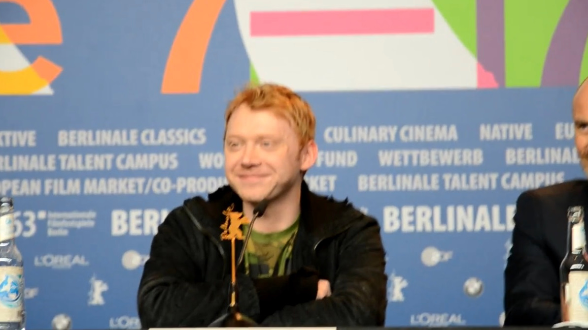 Necessary Death of Charlie Countryman: Berlinale Press Conference #2