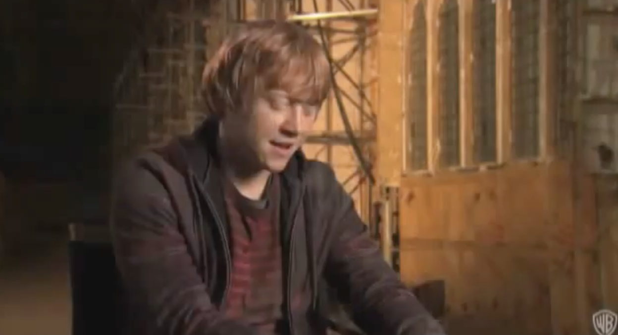 Rupert Grint & Phelps Twins Friendship